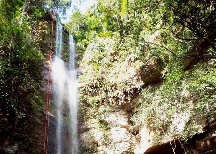 Cachoeira da Rocandeira Jalapão